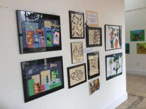Student Art Show Spring 2016